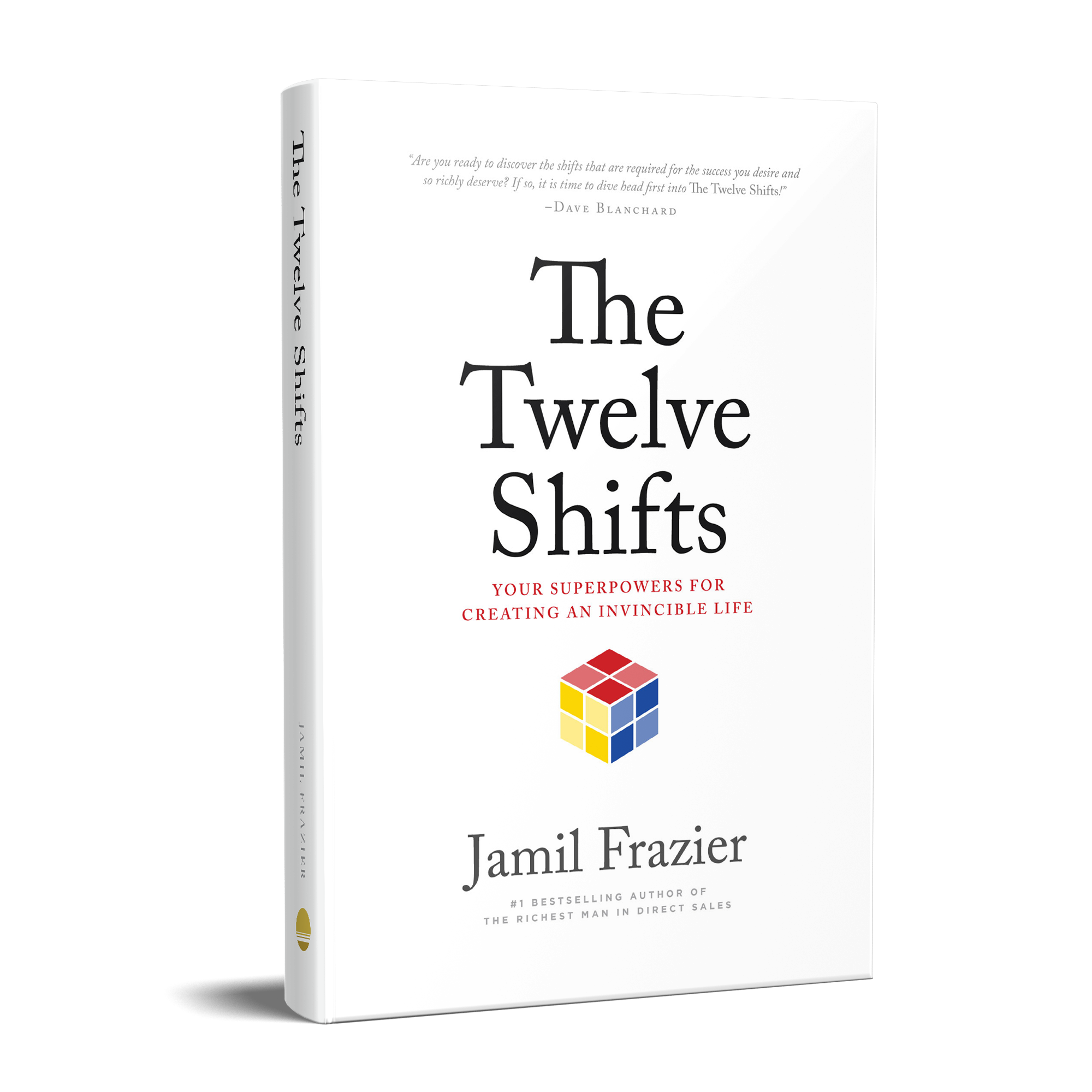 Cover image for The 12 Shifts Book
