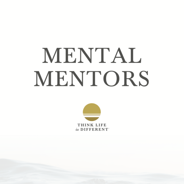 Cover image for Mental Mentors