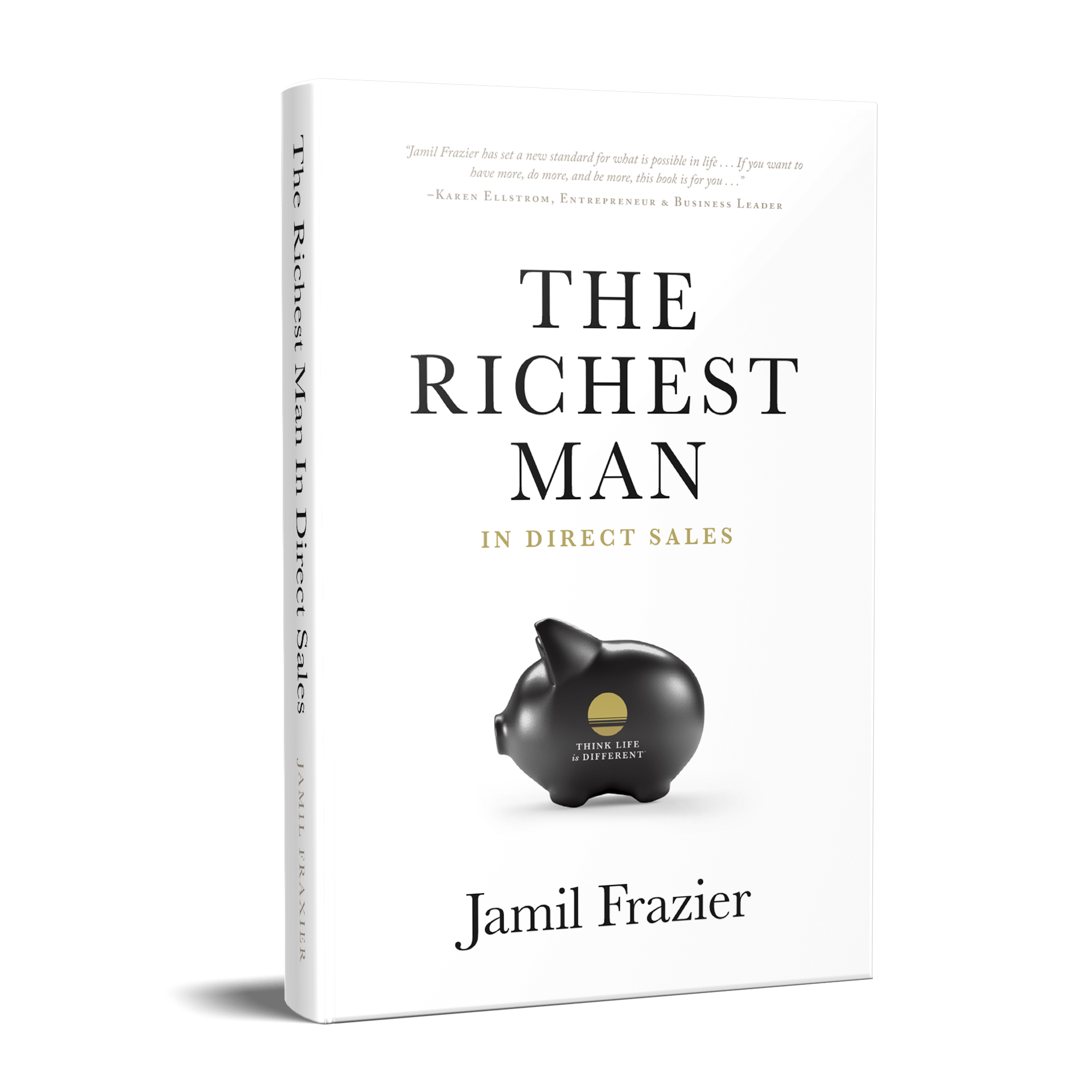 Cover image for The Richest Man in Direct Sales Book